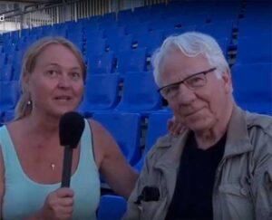 Videointerview med Frede Damgaard
